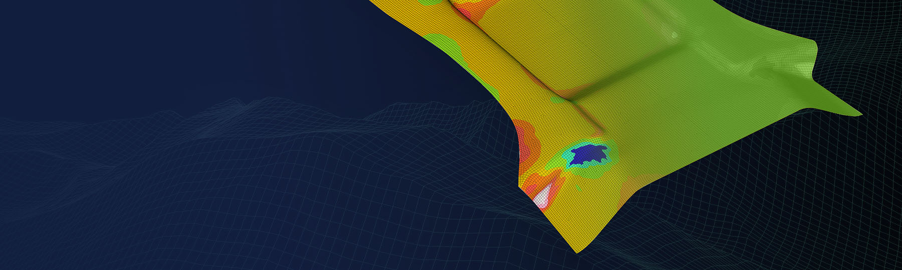 Werkzeugkonstruktion Simulation